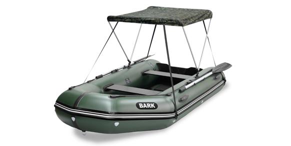 тенты от солнца для лодок из пвх